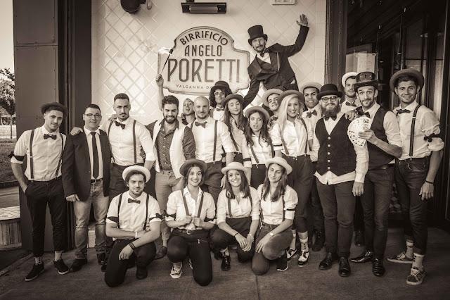 Primo compleanno del Birrificio Angelo Poretti. Un Luna Park Party per festeggiare l'evento!