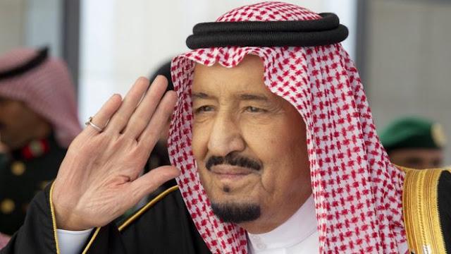 Raja Salman dari Arab Saudi Ucapkan Selamat untuk Jokowi