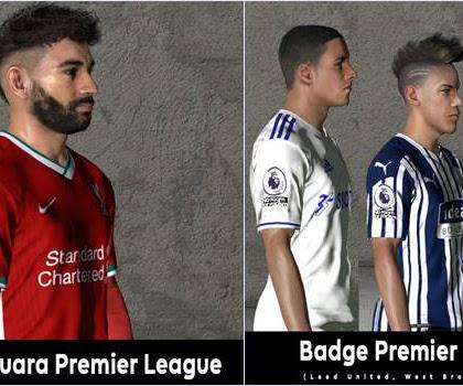 PES 2017 New Badge Pack Season 2020/2021