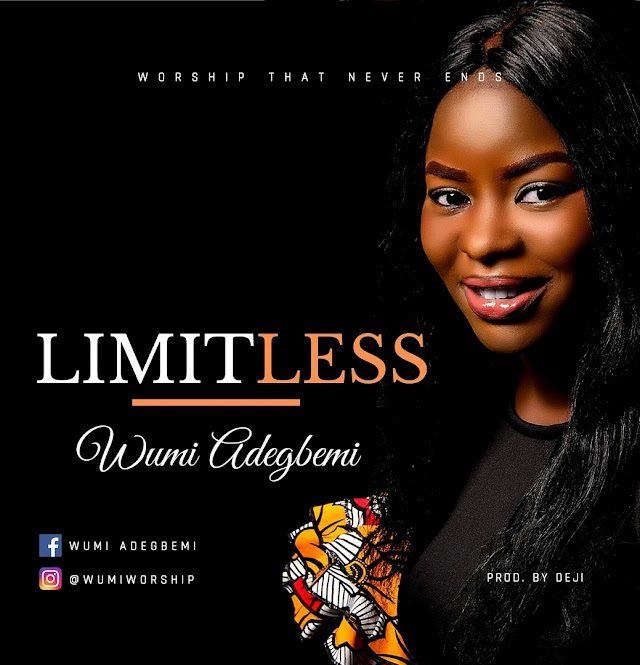 "ALBUM: Wumi Adegbemi Releases Debut Album ""Limitless"" For Free Download"