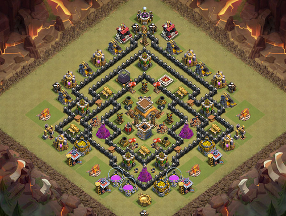 base th 8 anti gowipe