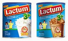 Lactum 3+ is for 3 – 5 years old kid