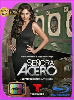 Señora Acero Temporadas 1-2-3-4-5 [2014-19][720p & 1080p] Latino [GoogleDrive] PGD