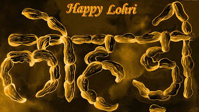 Happy Lohri 2019 wishes photo