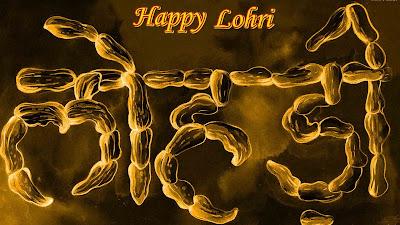 Happy Lohri 2021 wishes photo