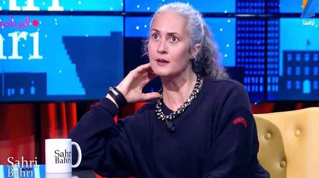 nadia boussetta نادية بوستّة