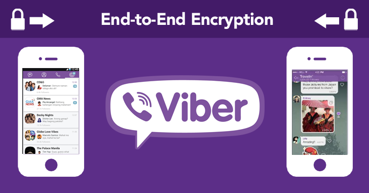 Viber adds End-to-End Encryption and PIN protected Hidden Chats features