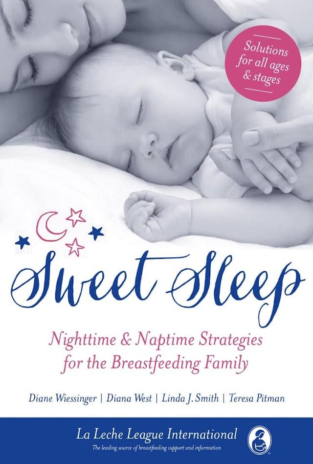 研究發現,產後一直跟寶寶在一起而且全親餵的母親,可以獲得最多的睡眠。