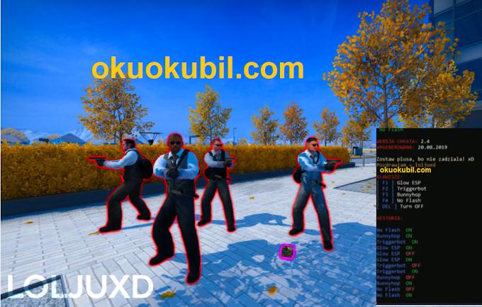 Counter Strike Tetikleyici LOLJUXD  GlowESP Bunnyhop Flaşsız  Radar Hack İndir