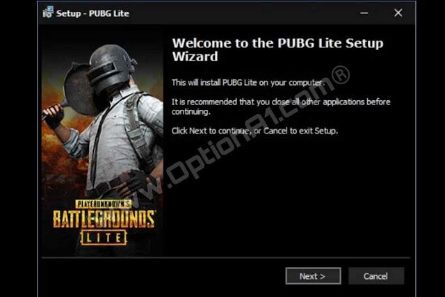 لعبة ببجي لايت PC النسخة الرسمية للكمبيوتر واللاب توب 2019