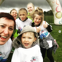 You've Lost That Running Feeling : The Spring Run Down | Bubble Rush 5k at Blackburn