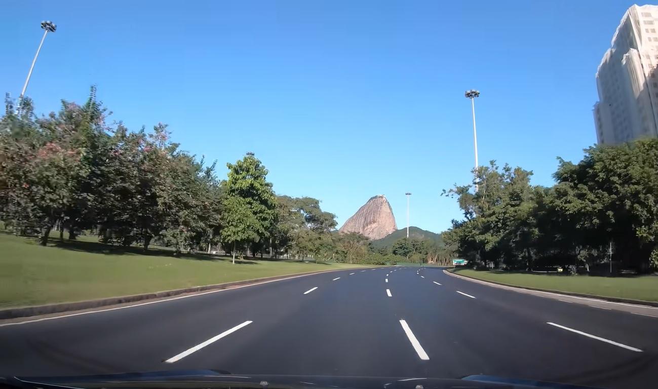 Trabajar con UBER en Brasil