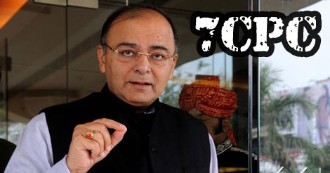arunjaitley-7th-Pay-Commission-7CPC
