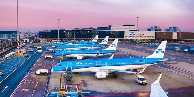 هولندا تقدم مساعدات بقيمة 8ر3 مليار دولار لإنقاذ شركة (كيه.ال.ايه) للطيران