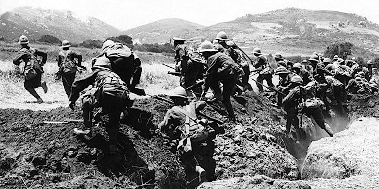 Sulva Bay WW1