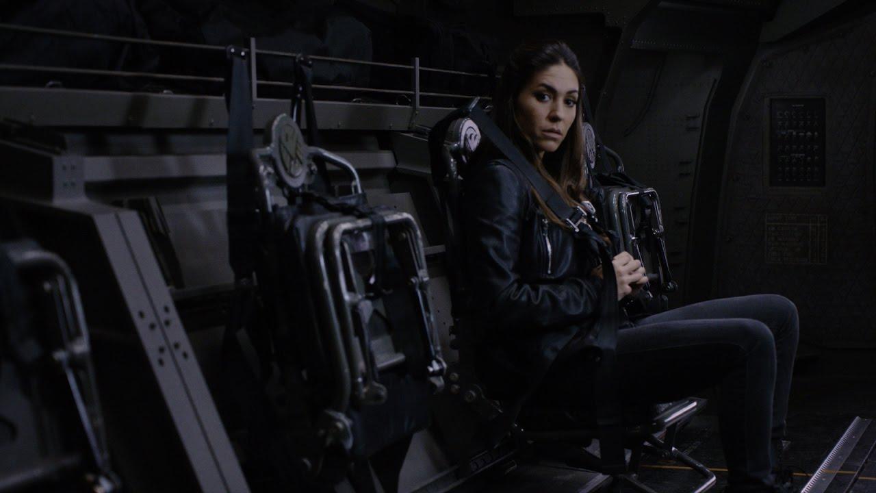 Marvel's Agents Of S.H.I.E.L.D.: Slingshot 1x04 Reunion