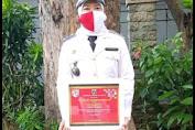 PPSU dan Staff Kelurahan Tanah Sereal Ucapkan Selamat Ulang Tahun Hj. Suharti