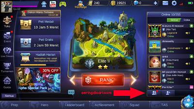Cara Memindahkan Akun Mobile Legend Sebelum Lv.8