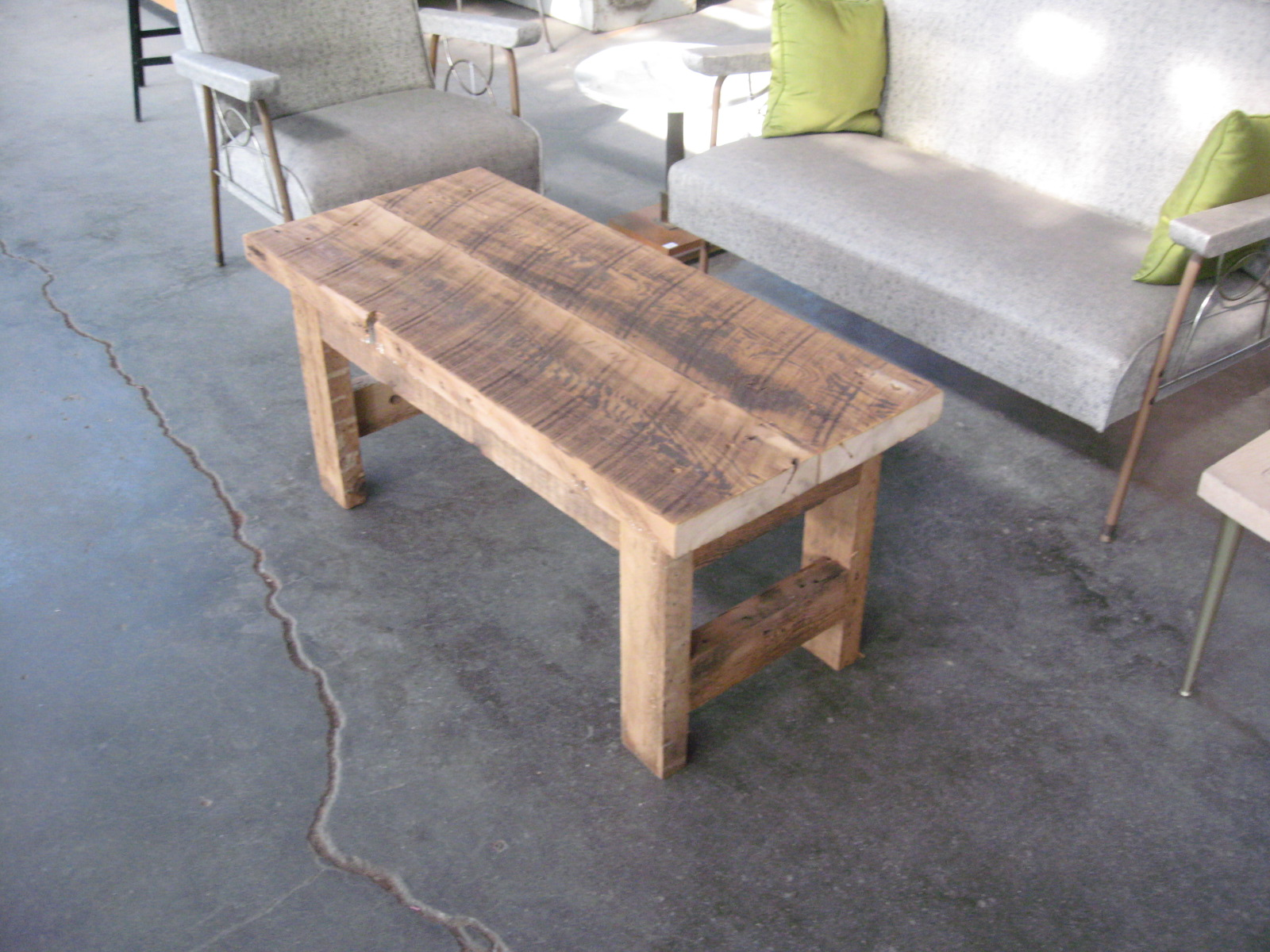Make your own coffee table home design for Make your own end table