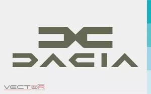 Automobile Dacia S.A. Logo (.SVG)