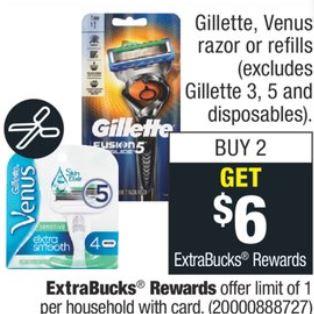 Gillette Venus Smooth Women's Razor
