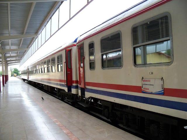 Sivas Tren Garı