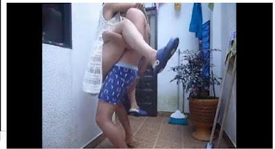 sexo casero pareja jovenes