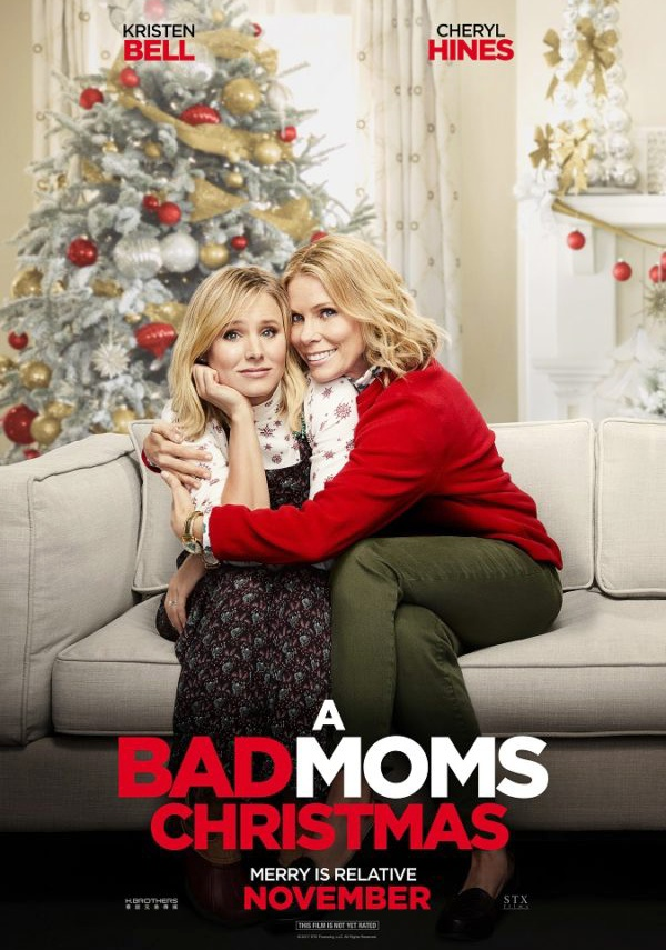 Bad Moms Christmas brings needed edge to moms this