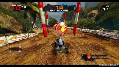 تحميل لعبة MAD RIDERS TORRENT برابط تورنت