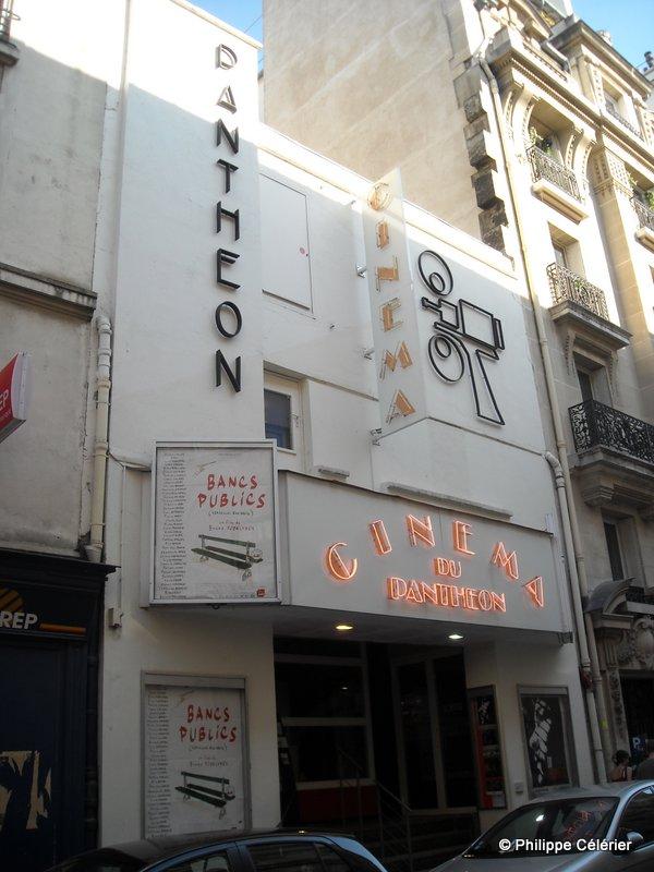 cinema d'art et d'essai paris