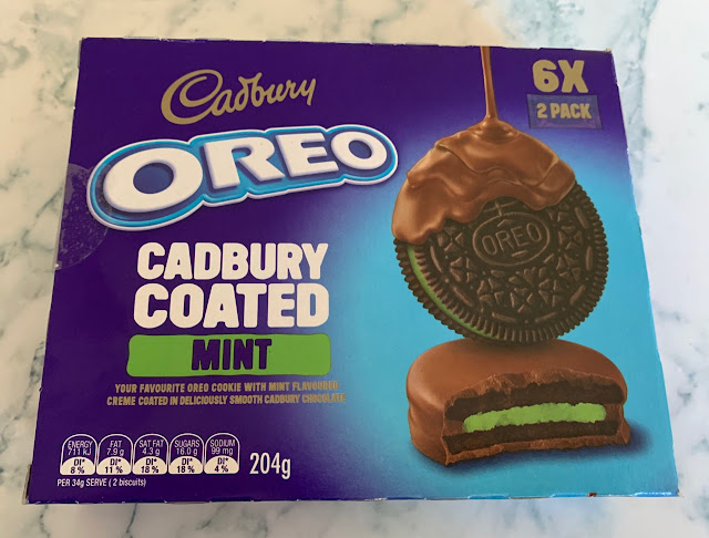 Cadbury Oreo - Cadbury Coated Mint