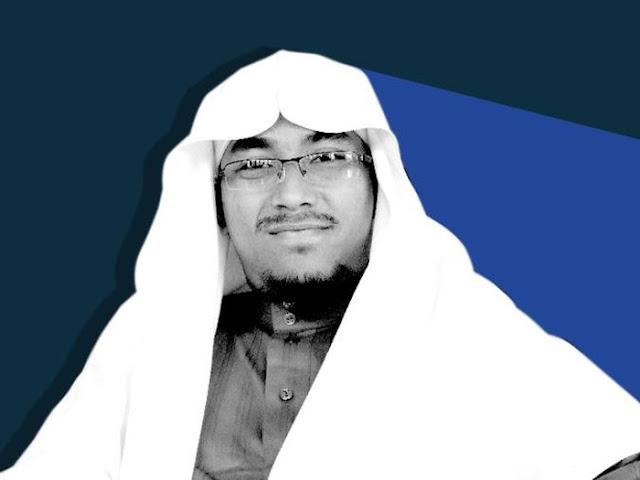 Ustaz Maaher Dimakamkan di Samping Syekh Ali Jaber, Ini Alasannya