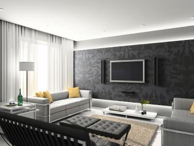 hiasan dalaman zulfi design: deko deko ruang tamu