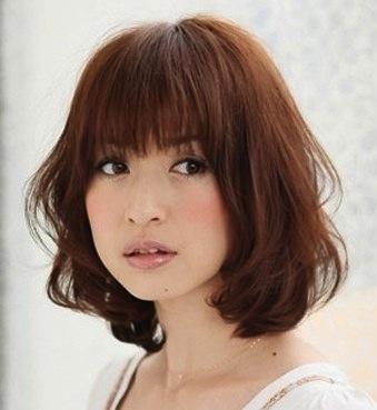 5 Foto Model Rambut Wanita Ala Artis Korea