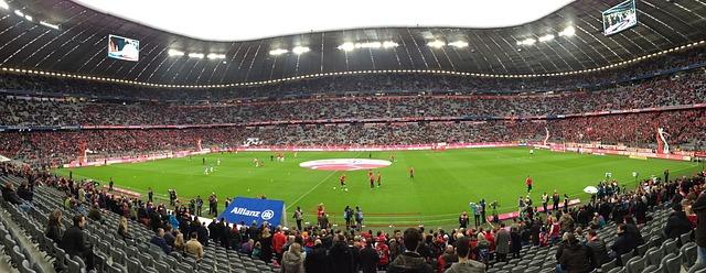 مباراة بايرن ميونخ ضد إشبيلية فى كأس السوبر الأوروبى