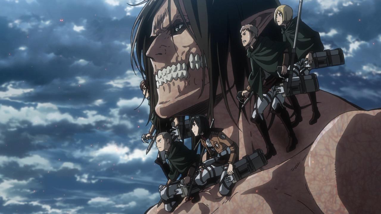 My Shiny Toy Robots: Anime REVIEW: Attack on Titan Season 3