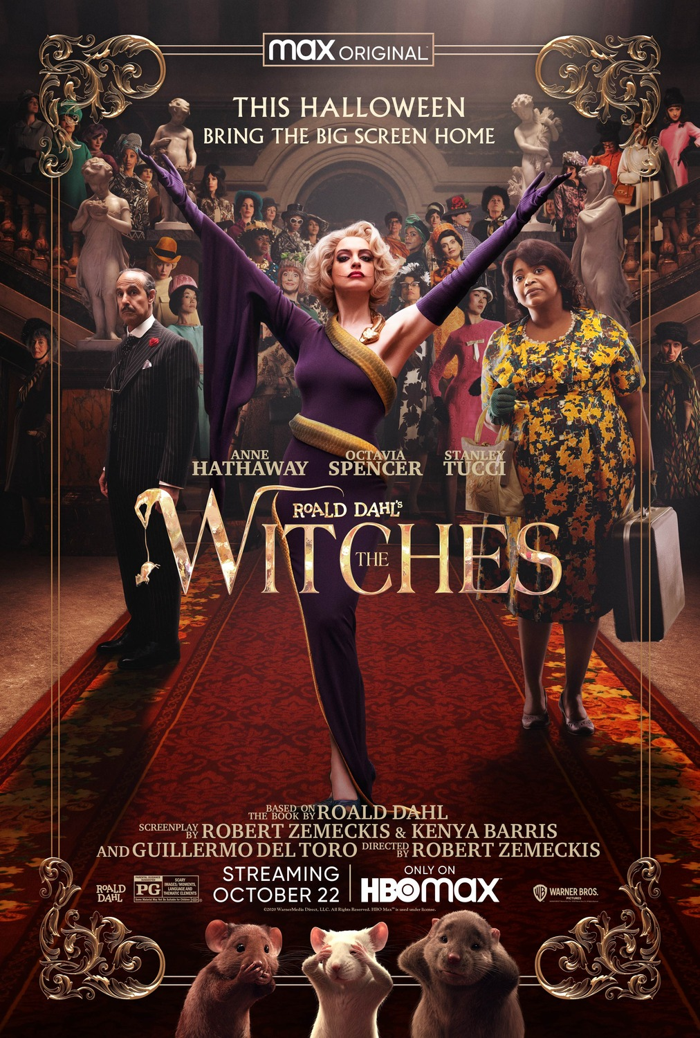 """Movie Review: """"The Witches"""" (2020)"""