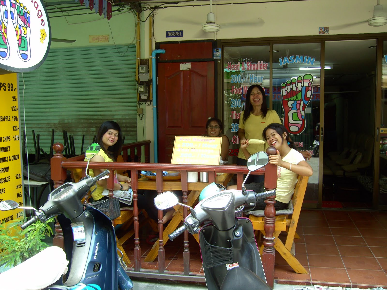 Full Body Massage In Pattaya Thailand