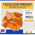 12 de julio: confirmados nuevos casos de COVID-19 en Cauquenes