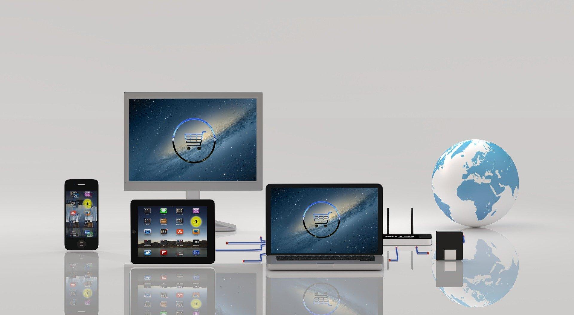 """""""موانئ دبي العالمية"""" تطلق منصّة تجارة الكترونية لتسريع التدفق التجاري عالمياً"""