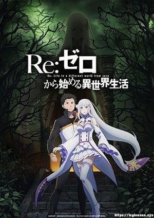 Re:Zero kara Hajimeru Isekai Seikatsu  2 (Parte I) [12/12][HDTV][720p][MP4][2020]
