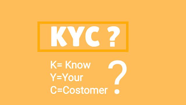 KYC Ka Full Form In Hindi