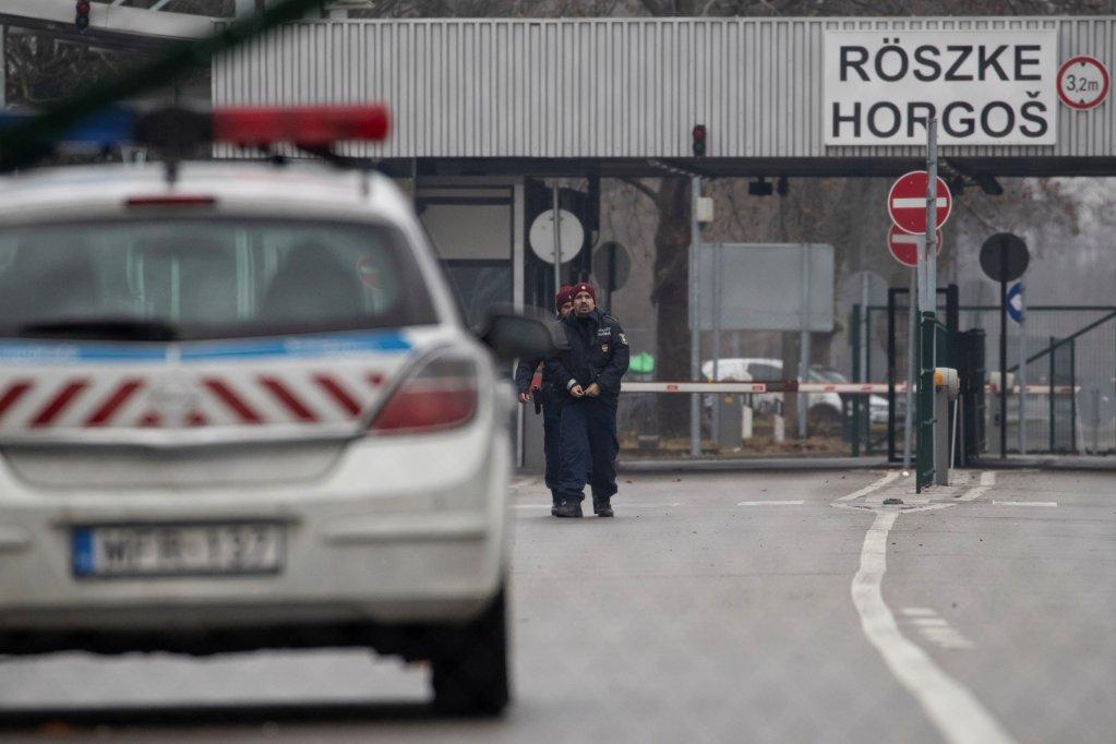 Crise migratoire : En Hongrie, il n'est actuellement plus possible de demander l'asile