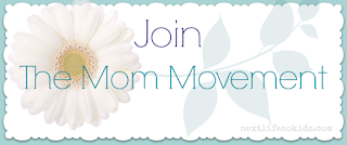 Join The Mom Movement via Next Life, NO Kids  #mommitment