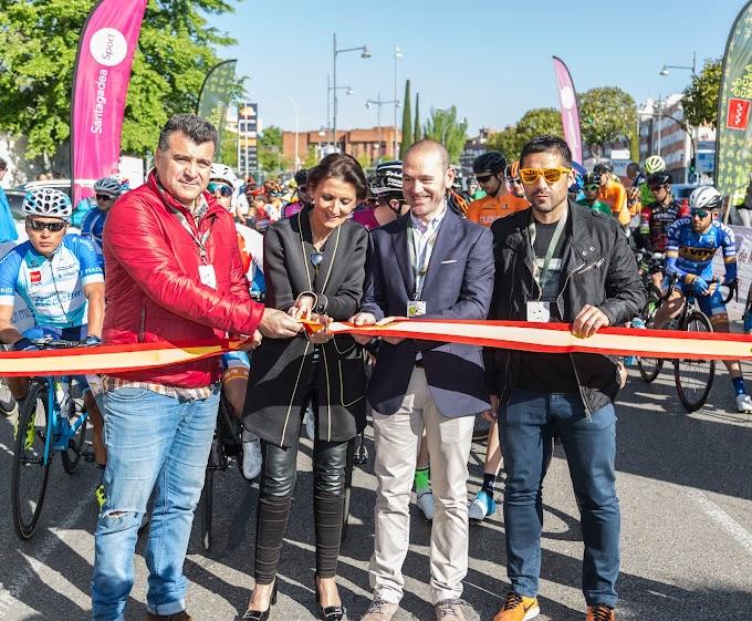 El colombiano Nelson Soto vence al sprint en la segunda etapa de la Vuelta a Madrid
