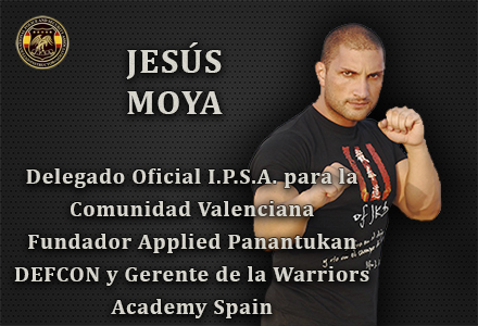 JESUS MOYA INTERNATIONAL POLICE AND SECURITY ASOCCIATION IPSA