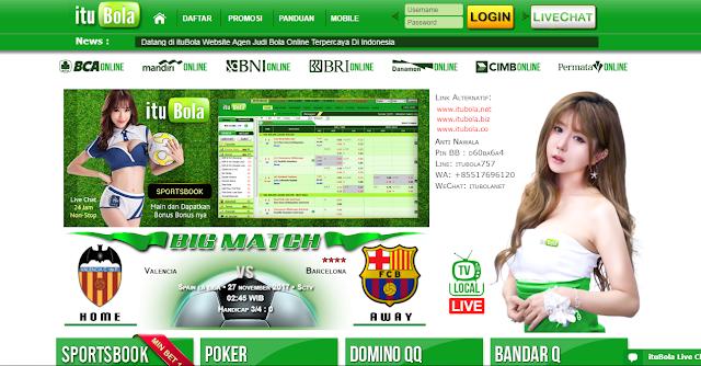Judi Sportbook / Judi Bola Online