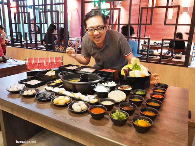 Chun Ciou Hot Pot, Authentic Taiwanese Steamboat @ Old Klang Road