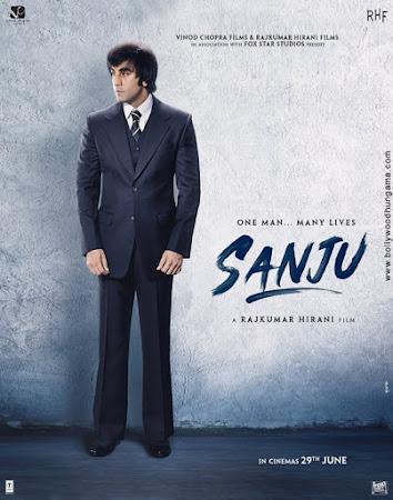 Sanju (2018) Movie Poster