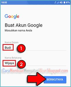 tambah akun google xiaomi